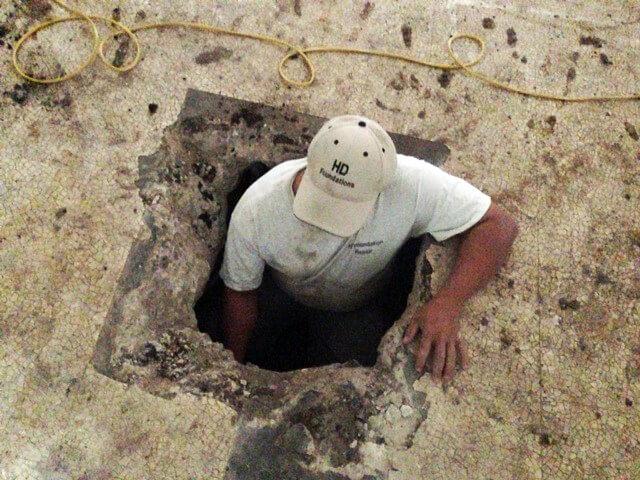 Slab Foundation Repair Dallas Fort Worth Arlington