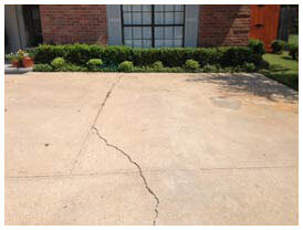 Driveway Repair in Fort Worth, Arlington TX
