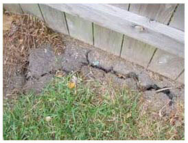 Signs of foundation issues Dallas, Fort Worth TX