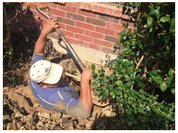 Foundation Repair in North Richland Hills, TX by contractors.