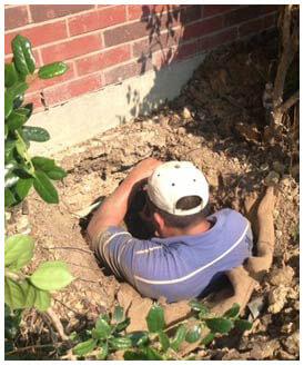 House foundation repair Arlington, Fort Worth, Dallas TX