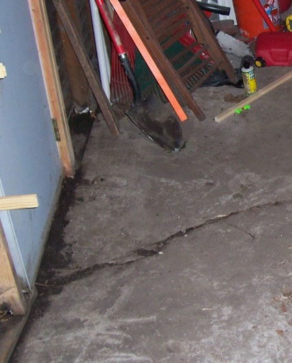 Foundation repair costs arlington dallas fort worth for Cost to level garage floor