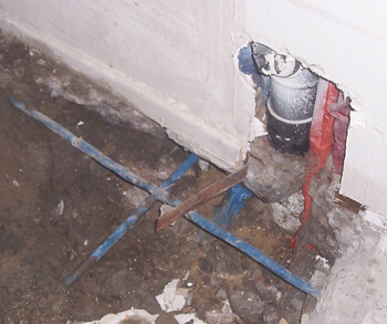 How A Plumbing Leak Can Affect House Foundations