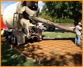 Residential concrete contractors in Fort Worth, Dallas and Arlington