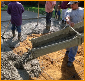 Concrete contractors Fort Worth, Dallas and Arlington, TX.