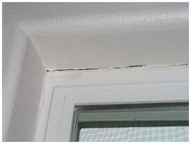 Captivating Cracks Around Door Frame