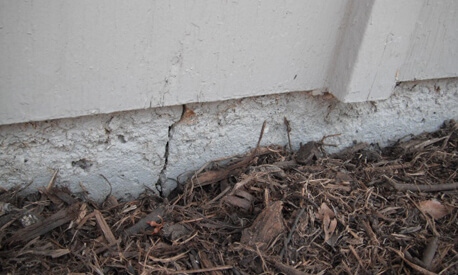 Learn the six causes of problems that require slab foundation repair.