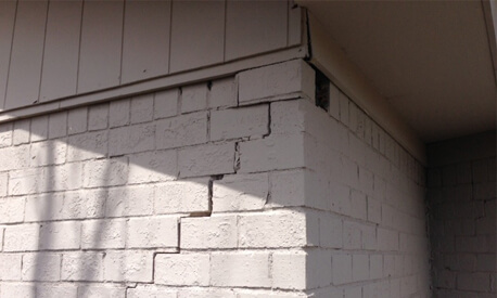 Causes of Foundation Cracks