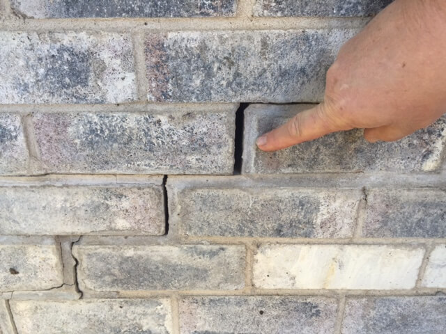Foundation repair contractors in Texas fix slabs that have cracked.