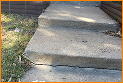 Concrete crack repair in Irving, TX,