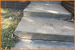 Concrete crack repair in Irving, TX,