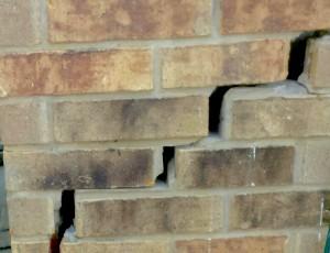 Dallas concrete slab foundations repair on cracks using concrete piers.
