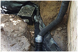 Drainage systems, Irving, TX