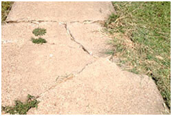 Parking lot repair Coppell, TX; free concrete repair estimates