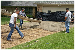Concrete Repair Contractors Carrollton, Driveway Repair Contractors