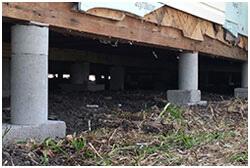 Foundation repair contractor Duncanville TX