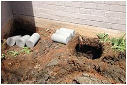 Foundation repair in Arlington, TX