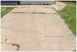 Driveway Repair Dallas, TX.