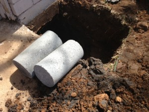 Foundation piers and repairs in North Texas, Tarrant county