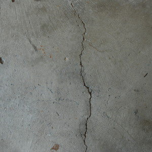 Under-slab plumbing leaks can easily cause concrete slab foundation damage.