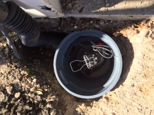 Surface drain contractor Dallas, Fort Worth TX