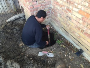 Foundation repair Bedford TX