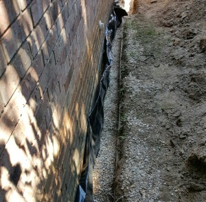 Drainage Systems Mansfield TX, installations