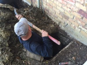Foundation repair Lewisville TX