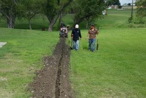 Drainage systems Arlington, TX