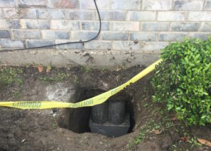 It's important to get a permit for foundation repair
