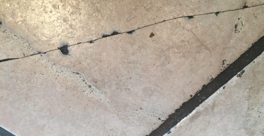 Are Cracked Tile Floors Signs Of Foundation Issues Hd Foundations