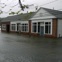 How Flooding Damages Foundations