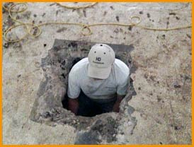 Interior Foundation Repair