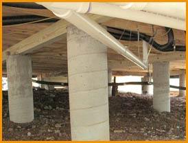 Pier And Beam Foundation Repair Arlington Dfw Tx Images