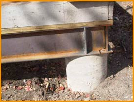 Pier and beam foundation repair fort worth and arlington for Pier and beam foundation cost
