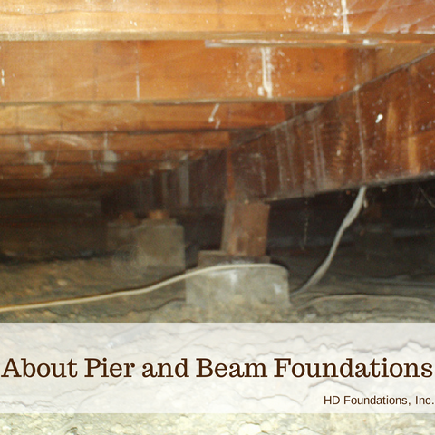 Pier and beam foundations pros and cons hd foundations for Cost to build pier and beam foundation