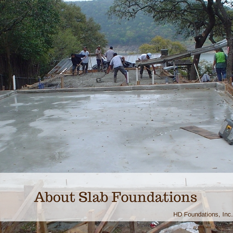 What is a Slab Foundation? | Pros and Cons of Slab